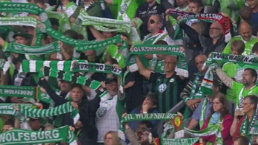 Veja lances de Wolfsburg 4 x 1 Bayer Leverkusen pelo Alemão