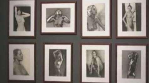 Sedução do corpo feminino é protagonista de exposição em...