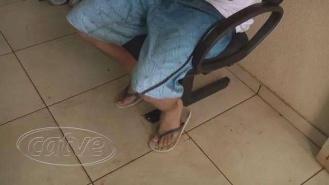 PM detém jovem suspeito de tráfico em Cascavel