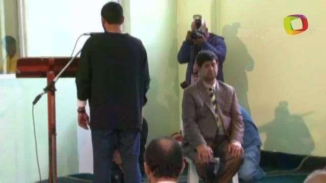 Mezquita recibe a gays y cristianos
