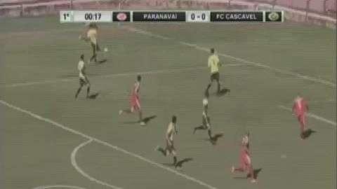 Futebol: FC Cascavel fecha primeiro turno com vitória fora de casa