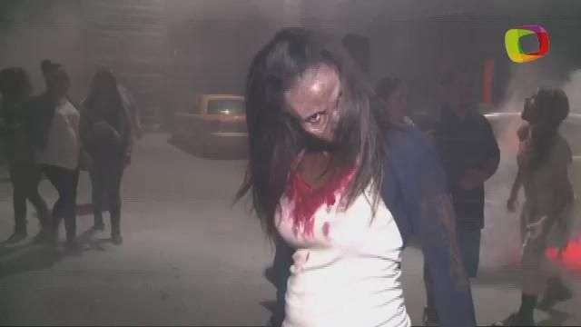 Zombies invaden Hollywood