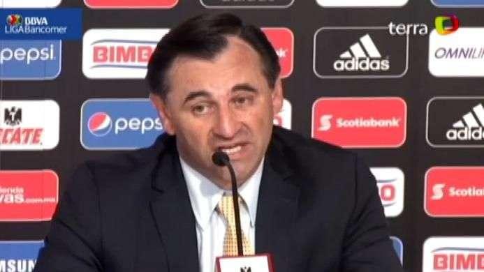 """""""Fue un resultado atípico"""", asegura Carlos Bustos"""