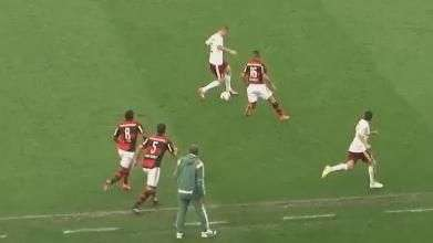 Veja lances de Flamengo 1 x 1 Fluminense pelo Brasileiro