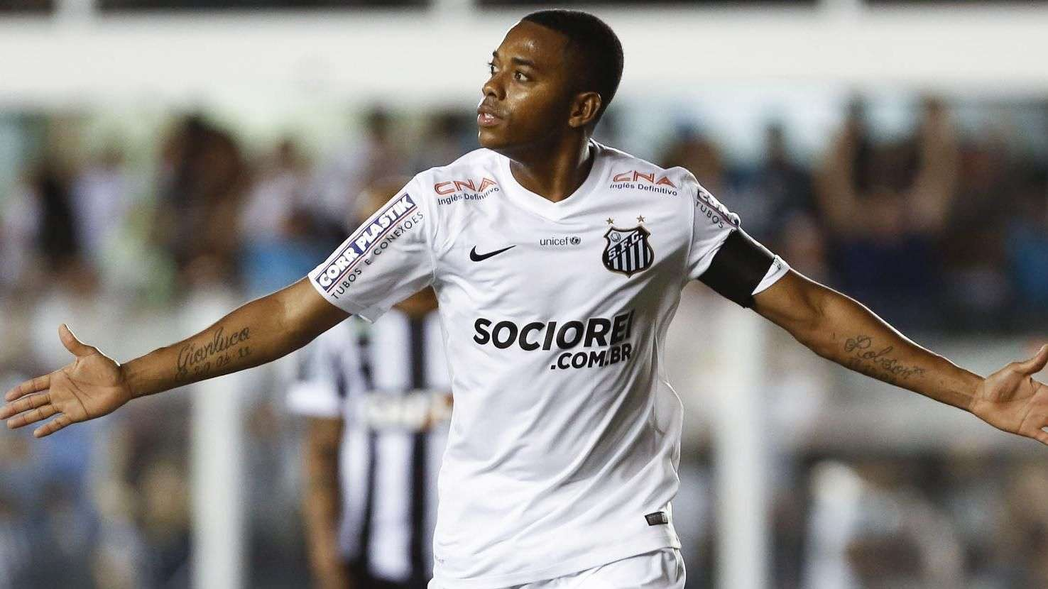 Veja os gols de Santos 3 x 1 Figueirense pelo Brasileiro