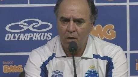 Técnico descarta premeditação de árbitro contra Cruzeiro