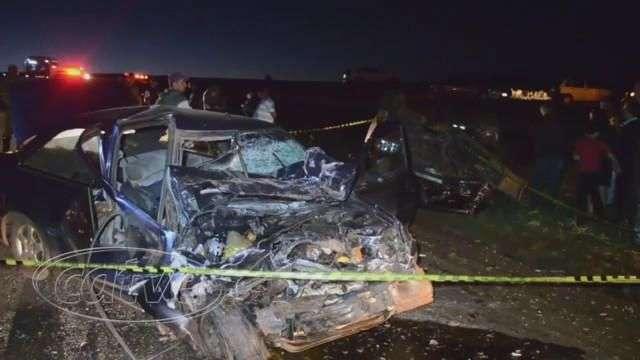 Motorista de Logus morre ao bater de frente com caminhonete na PR 581