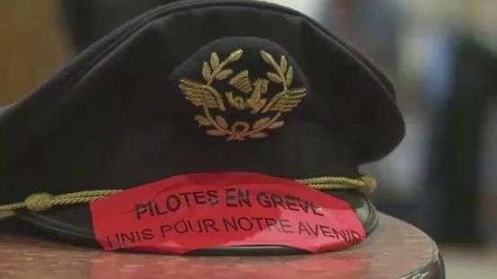 Air France suspende projeto que provocou greve de pilotos
