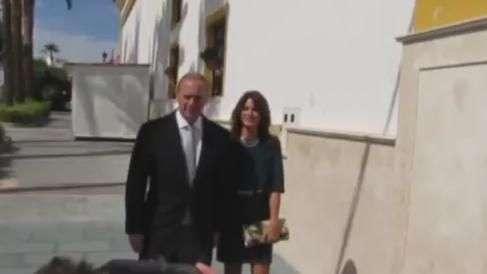 La jet set de Jerez, de boda en Marbella