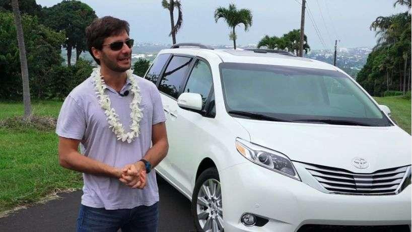 Video: Prueba Toyota Sienna 2015