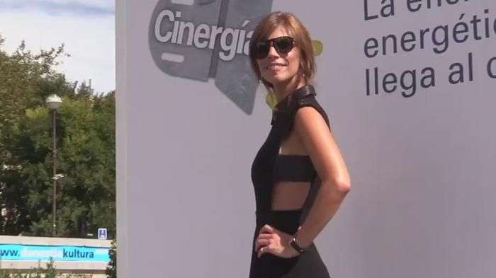 Maribel Verdú derrocha estilo en San Sebastián