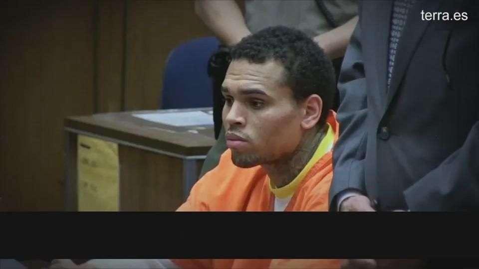 Chris Brown se sincera tras salir de prisión