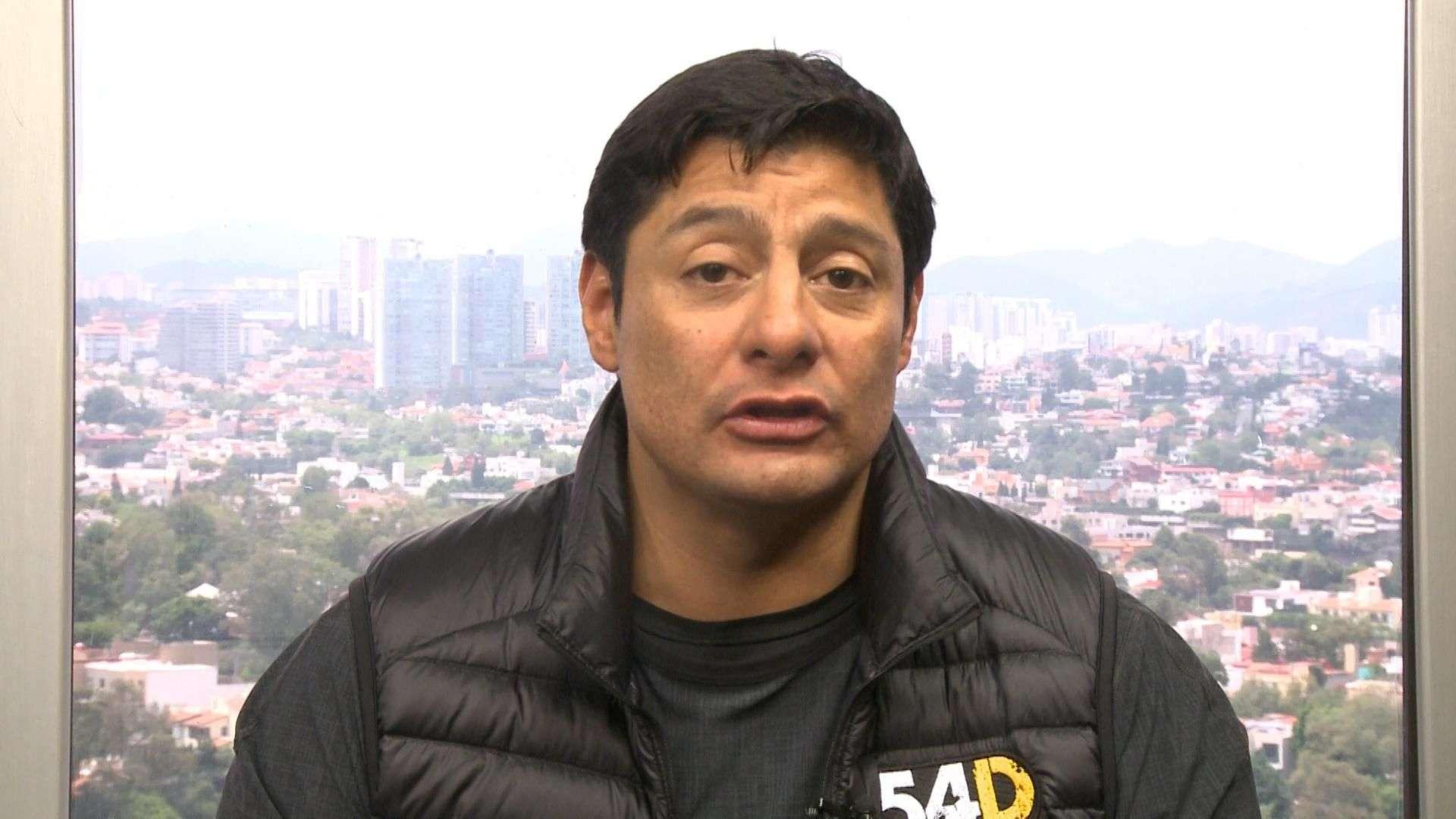 """Carlos Aguilar analiza actuación de """"Siris"""" Salido y Roberto Ramírez"""