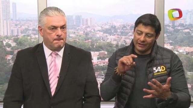 """Eduardo Lamazón y Carlos Aguilar alaban actuación de """"..."""