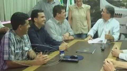 UPA Sanga Funda: assinado contrato para construção da unidade