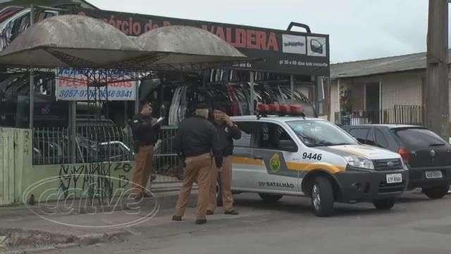 Acerto de contas termina com dois mortos em Curitiba