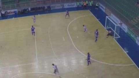 Futsal: Cascavel estreia com vitória diante do Foz do Iguaçu