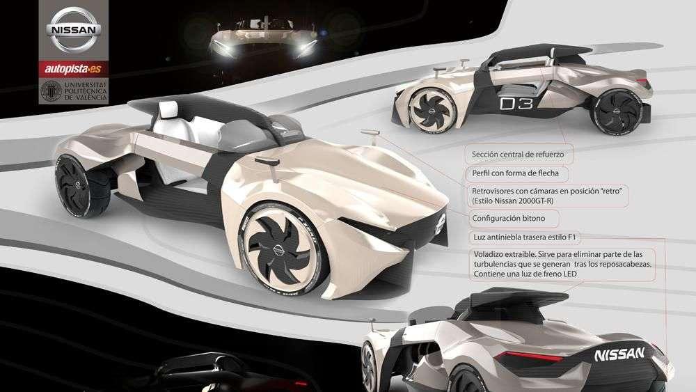 Así es el proyecto ganador del Concurso de Diseño 2014