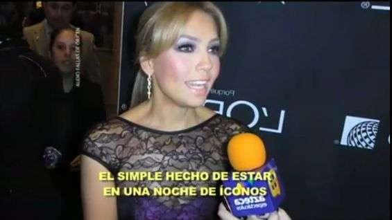 Thalía conquista la gran manzana