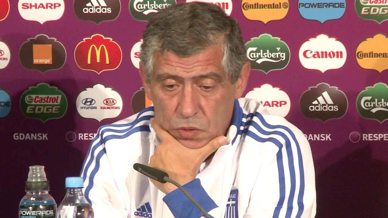 Fernando Santos es el nuevo entrenador de Portugal