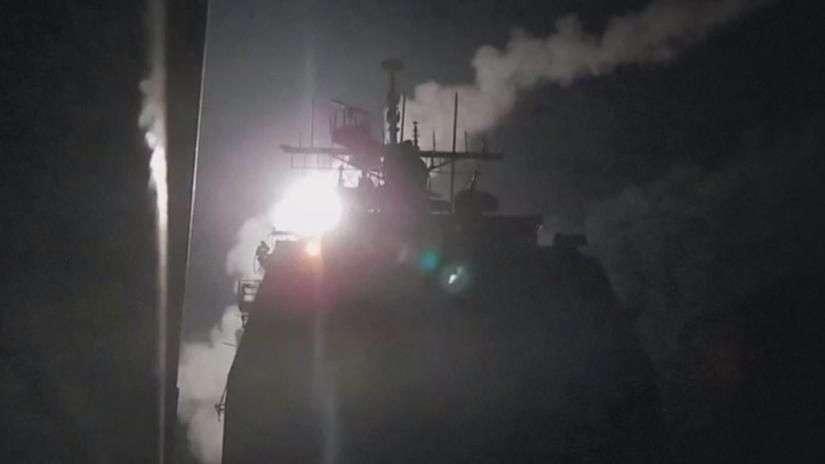Estados Unidos y aliados comenzaron ataques aéreos ...