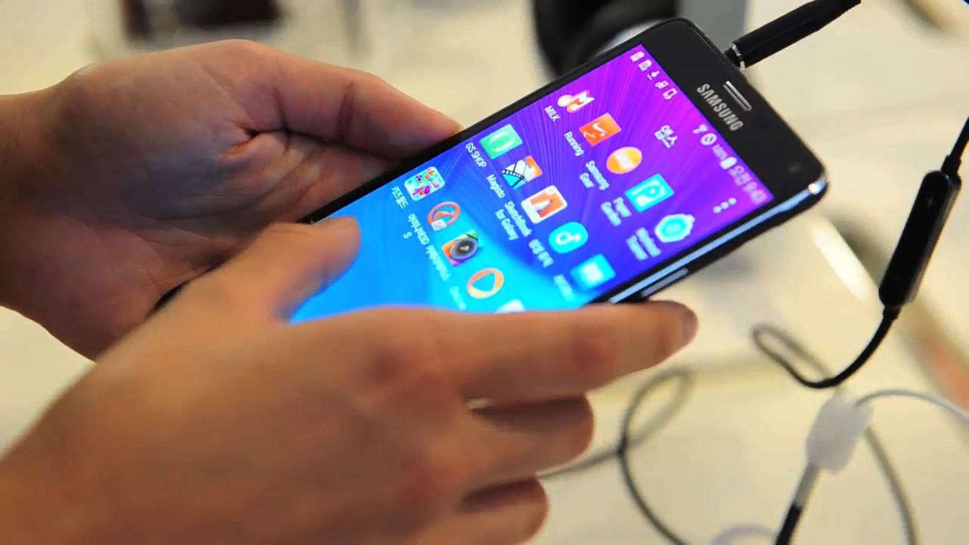 Samsung lanza su nuevo Galaxy Note 4