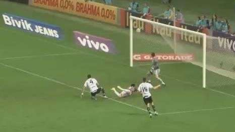 Brasileirão 2014: veja lances de Fluminense 0 X 0 Grêmio