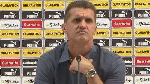 """""""Poderia ter sido mais fácil"""", diz Mancini sobre Botafogo"""