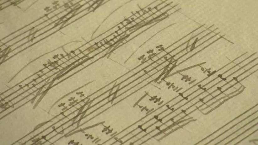 Partitura de Mozart é achada após dois séculos