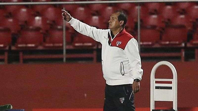 Muricy está proibido de assistir jogo contra o Fluminense