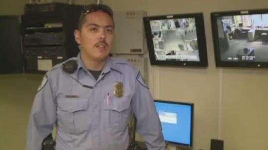 Policial garante ter visto fantasma em delegacia