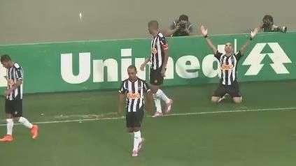 Brasileirão 2014: veja lances de Atlético-MG 2 X 0 Vitória-BA