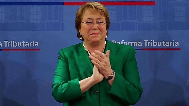 Promulgan reforma tributaria en Chile