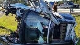 Impresionantes imágenes: así fue el accidente de Julio Bocca