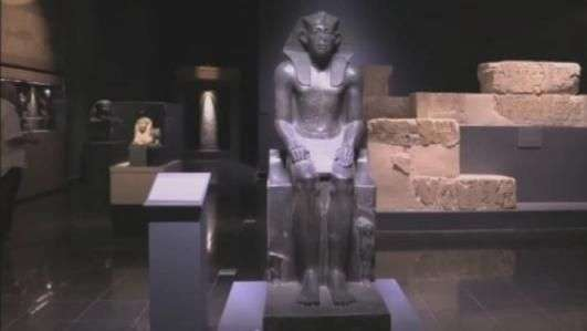 Egito inaugura museu com mais de mil peças arqueológicas