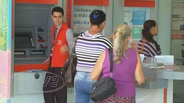 Bancos de Toledo vão abrir normalmente amanhã (30)