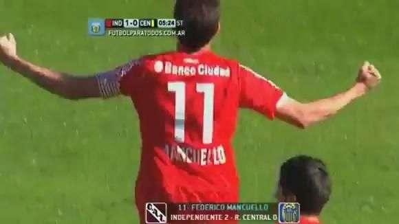 Todos los goles. Fecha 9. Torneo Primera División 2014