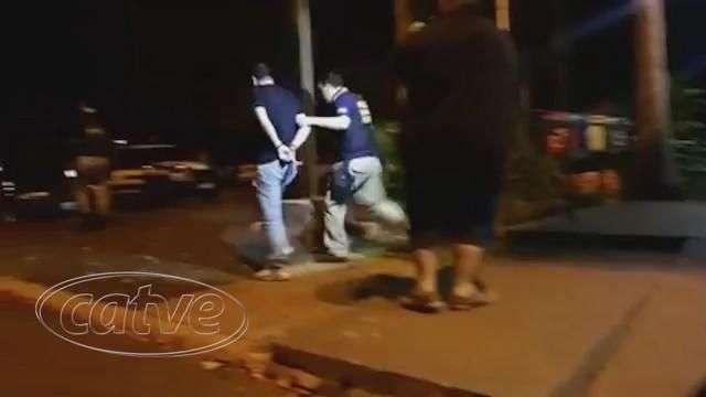 Criminosos que atiraram em PRF são presos na BR 277