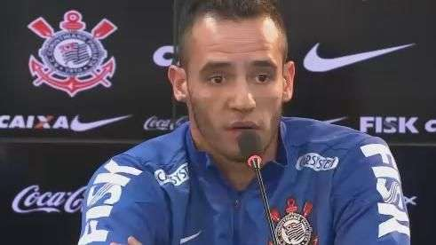 "Trio corintiano defende Mano Menezes: ""tá todo mundo junto"""