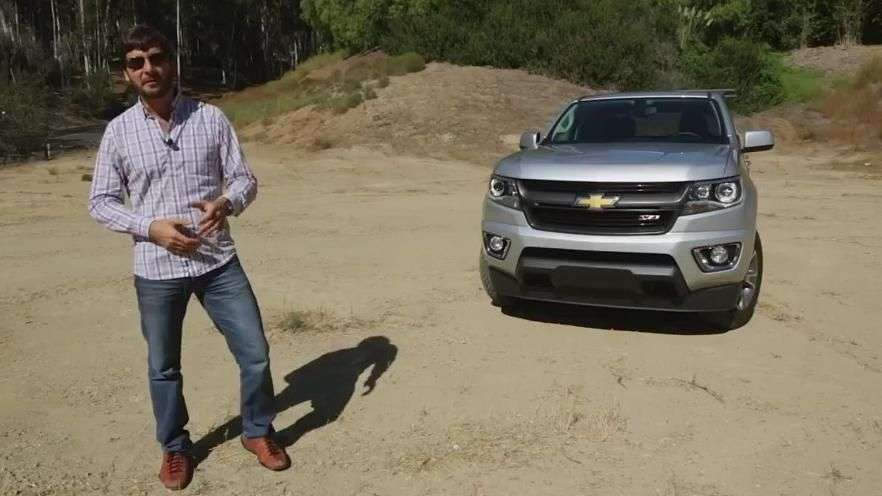 Video: Prueba Chevrolet Colorado 2015