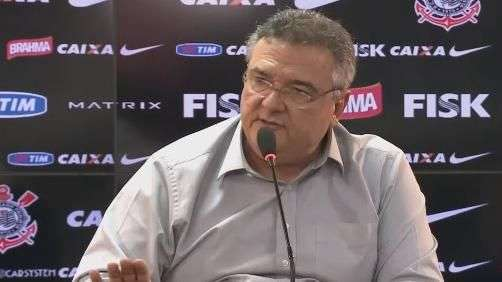 """Gobbi: """"não consigo ver o Corinthians fora da Libertadores"""""""