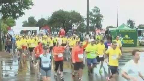 Maratona reuniu mais de 300 competidores no fim de semana em Cascavel