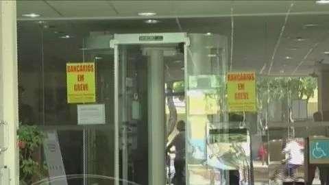 Bancários de Cascavel aderem à greve