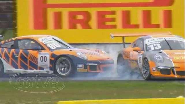 Porsche Cup: Rosset assume liderança do campeonato após rodada dupla