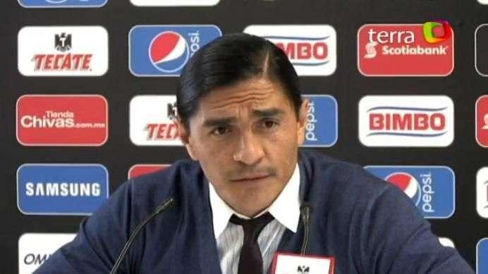 Juan Francisco Palencia presenta su renuncia como director deportivo de Chivas