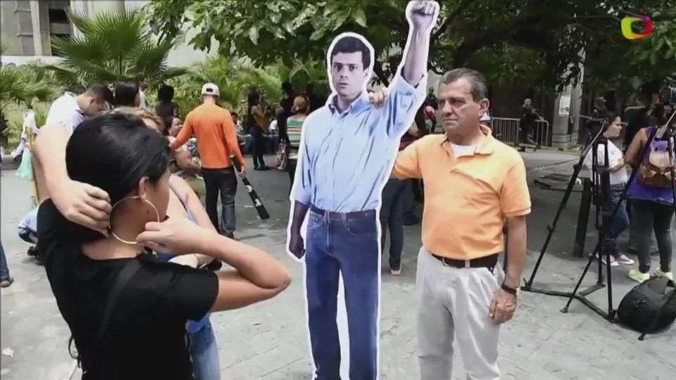 Opositor venezolano vuelve a tribunales