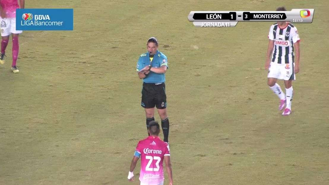 Jornada 11, León 1-3 Monterrey, Apertura 2014