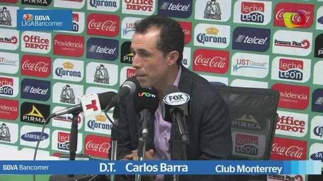 Jornada 11, Carlos Barra, León 1-3 Monterrey, Apertura 2014