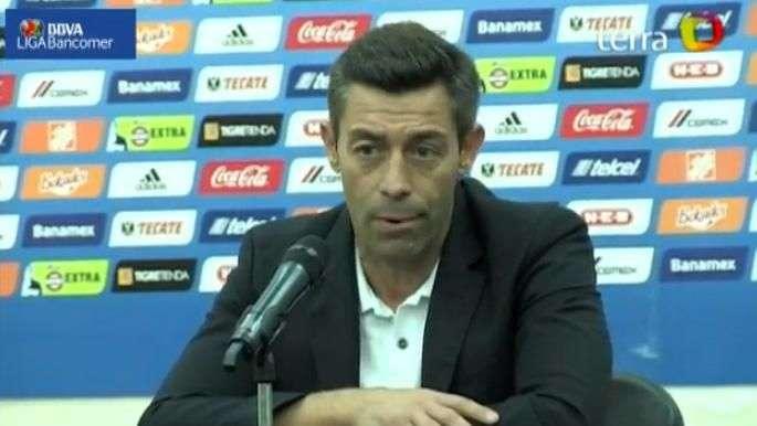 Pedro Caixinha señala que Santos no vence a Tigres por falta de contundencia