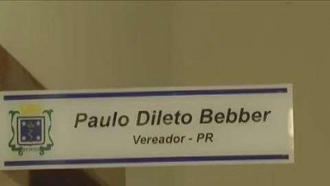 Vereador Paulo Bebber está preso há um mês